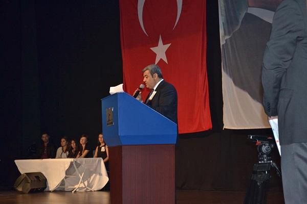 ADEF Başkanı Saim Diken, Amasyalılar siyasette olacak