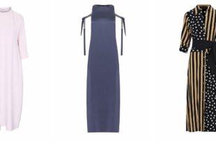 GÜNDÜZDEN GECEYE UZANAN ELBİSE ŞIKLIĞI Desen ve renkleriyle adeta masallardan ilham alan Vakko elbise koleksiyonu
