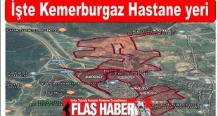 """Çevre ve Şehircilik Bakanı Murat KURUM; """"Kemerburgaz'da yapılması planlanan 400 yataklı devlet hastanesi için yer tahsisi konusunu hallediyoruz. İnşallah Sağlık Bakanlığımız da hızlı bir şekilde hastane inşaatını başlatacak."""